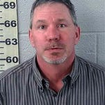 This booking image provided by the Elko County Sheriff's Office shows Ronald W Rylander.