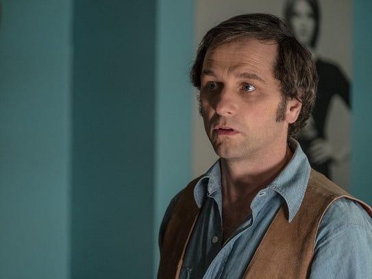 "In ""The Post,"" Daniel Ellsberg (Matthew Rhys) steals"
