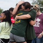 At Santa Fe High School, police had an active-shooter plan. Then the fog of chaos descended