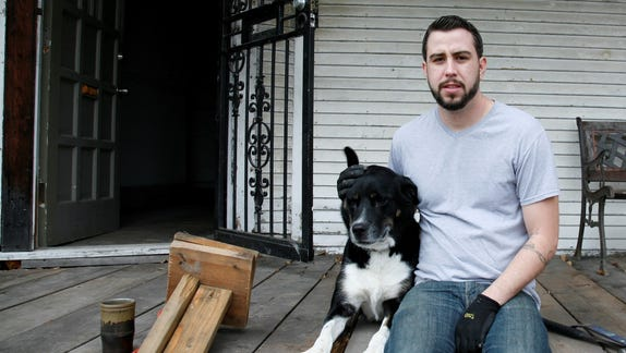 How rehabbing a $500 house launched Detroiter's writing career