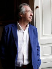 Author Ian McEwan.