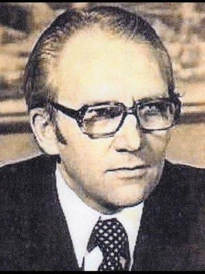 The Rev. Dr. David L. Aasen, 94