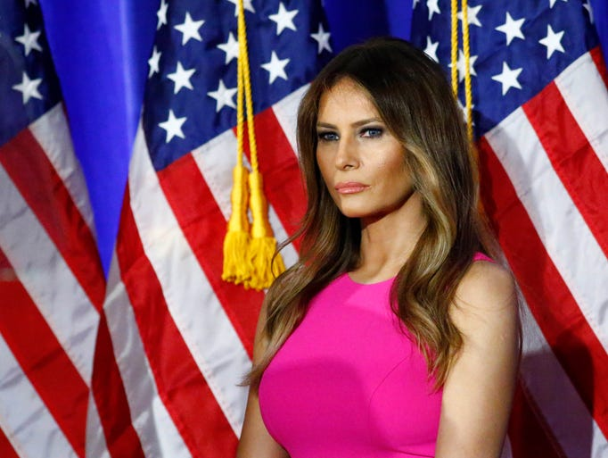 Melania Trump through the years: Meet the new first lady