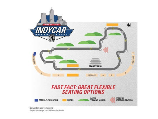 Fans of all ages can explore the Indianapolis Motor