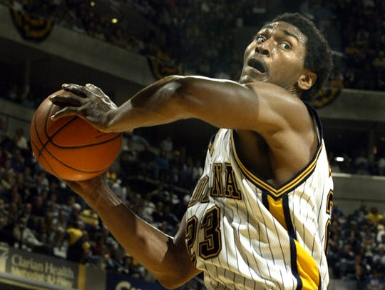 No. 21: Before becoming Metta World Peace and the Panda's