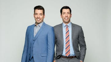HGTV's 'Property Brothers' hit Cincy with 'bro-riety' show