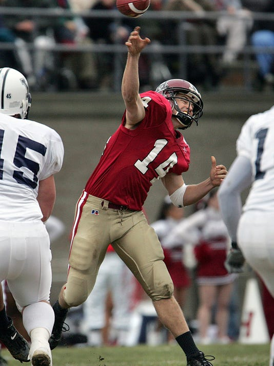 new style a65dd 6373e A big game for Jets' Fitzpatrick? Try Harvard-Yale