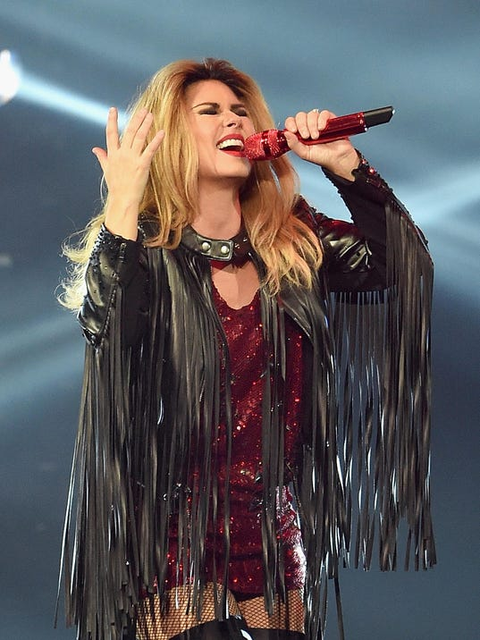 Shania Twain In Concert - New York, New York