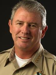 Ventura County Sheriff Geoff Dean