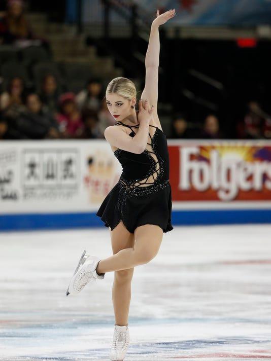 Figure Skating: 2016 Skate America