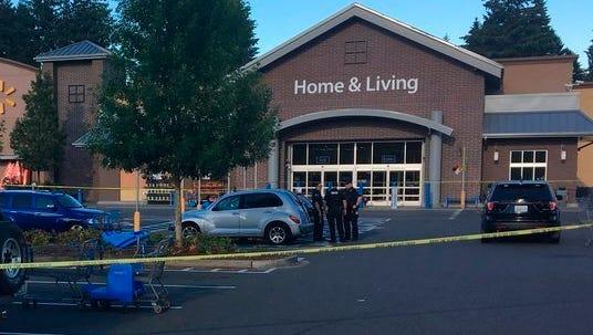 Varios tiroteos se han suscitado en tiendas Walmart.