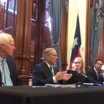 Abbott, Texas congressional leaders urge more funding for Hurricane Harvey relief