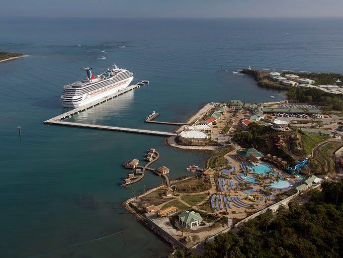 New Cruise Destination Amber Cove Opens In Dominican Republic