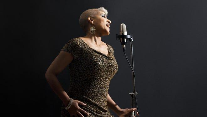 Rene Marie will perform Sept. 6 at Fox Jazz Fest in Menasha.