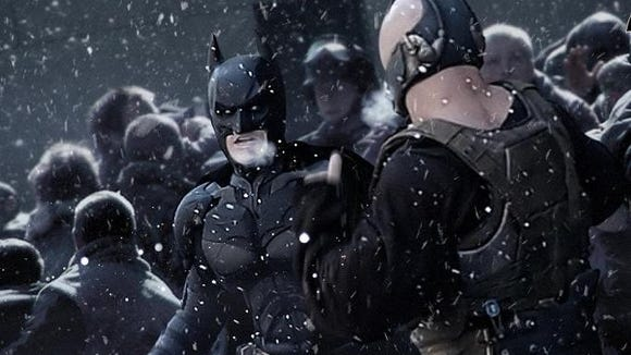 The Dark Knight Rises seemed like a chaotic mess compared to Christopher Nolan's first two Batman films.