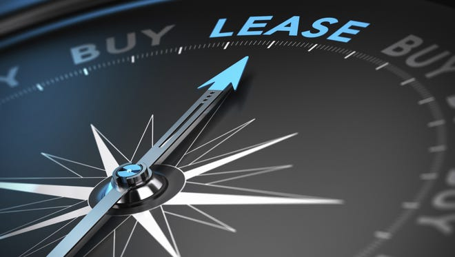 Is leasing now a better option than buying? There are advantages to both.