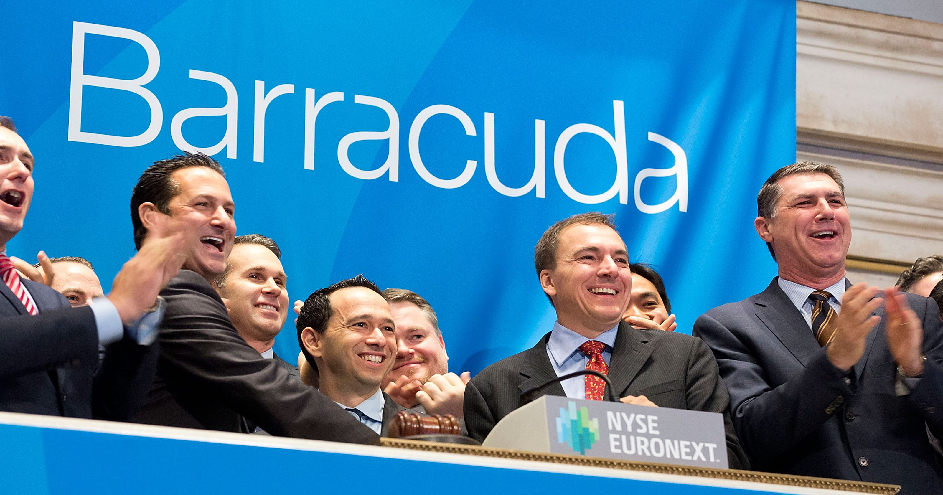 Security Minded Investors Scoop Up Barracudas Ipo