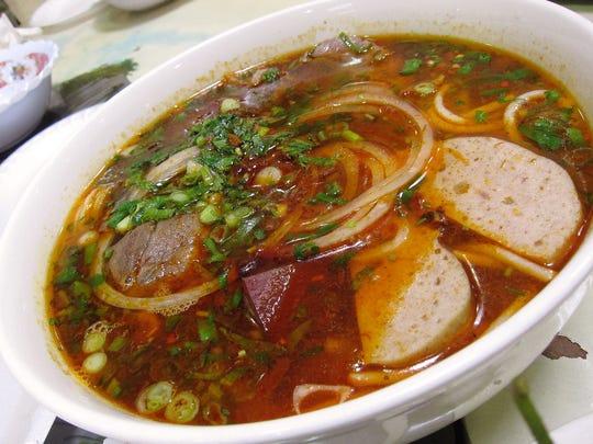 Bun Bo Hue ($7.69) at Hue Gourmet in Mesa.