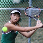PHOTOS: Morris County Tournament girls tennis championship rounds