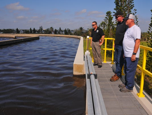 County wants new waste water plant