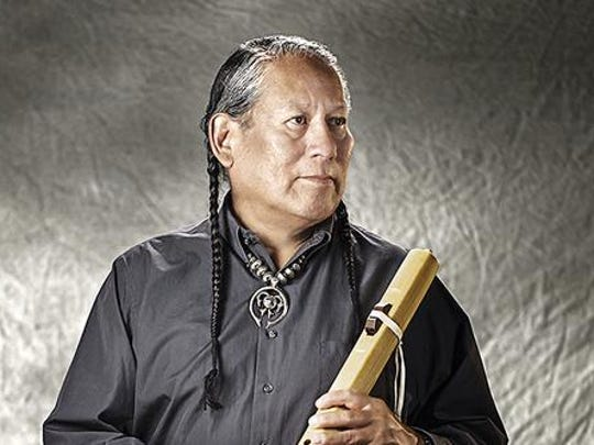 "Grammy-nominated Native American flute player R. Carlos Nakai is the guest artist when The Tallahassee Symphony Orchestra presents its ""Earth, Wind and Fire"" concert at 8 p.m. Saturday in Ruby Diamond Concert Hall. The program also features Igor Stravinsky's ground-breaking ""Rite of Spring."" Ticket prices range from $19 to $55. Visit www.tallahasseesymphony.org."