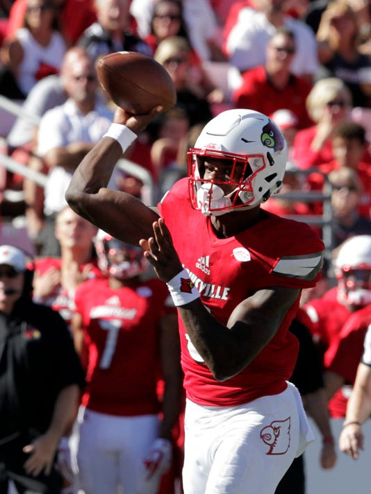 Live Updates Louisville Football At Nc State On Thursday Night