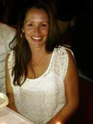 Candice Bowers, 40, pictured in a photograph provided