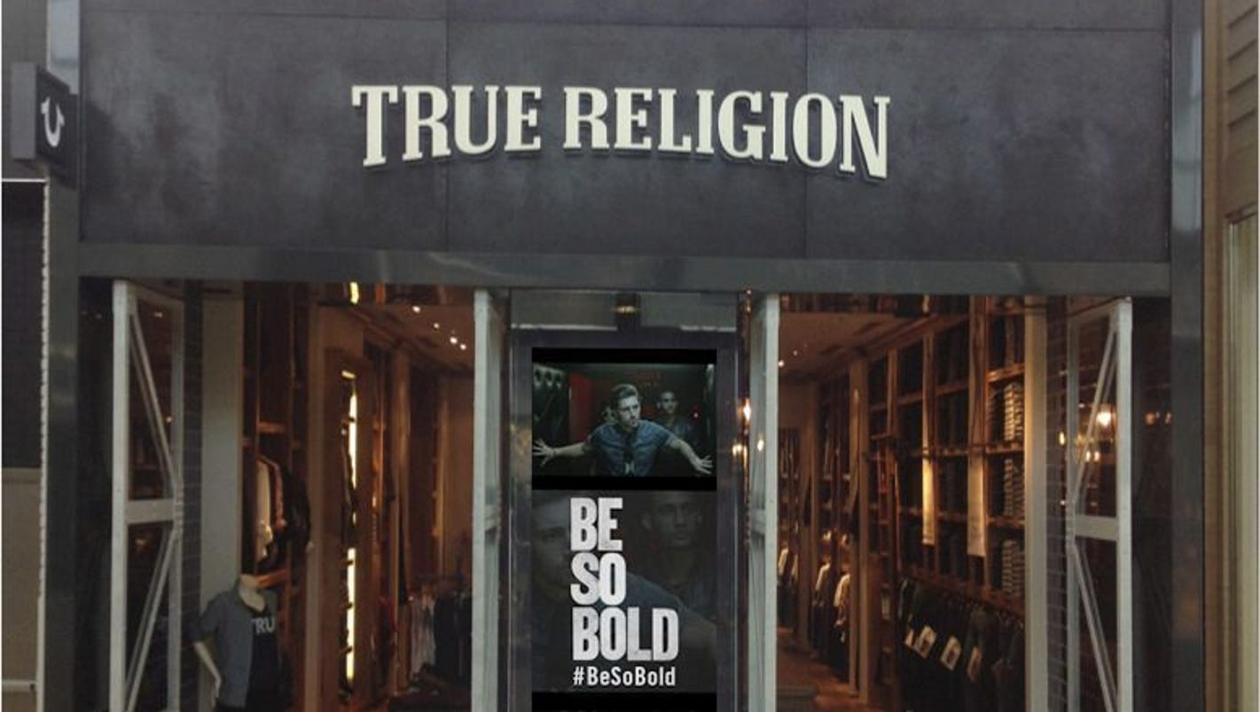 Chapter 11 Bankruptcy True Religion to close...