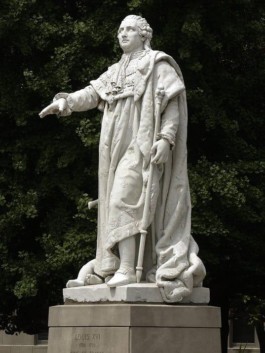 Title: King Louis XVI