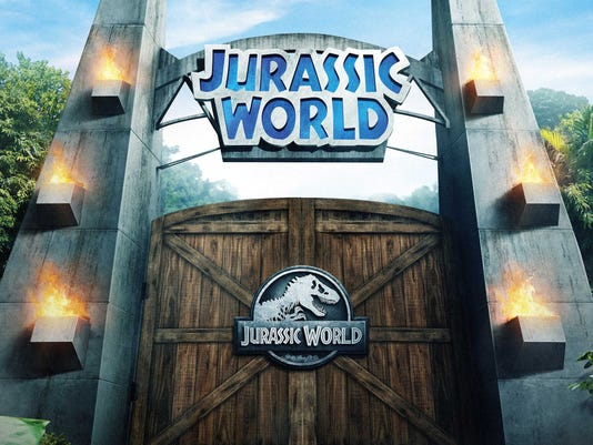 'Jurassic Park' ride going extinct at Universal Studios Hollywood as new 'World' beckons