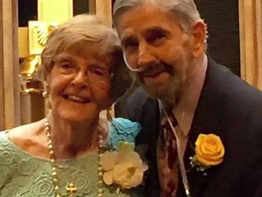 Anniversaries: JIm Rivelli & Sally Rivelli
