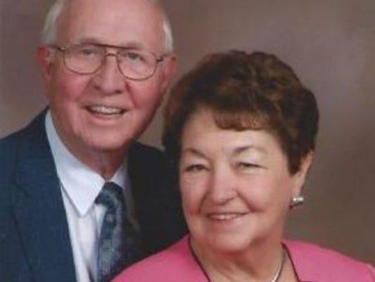 Anniversaries: Mr. Kemper & and Mrs. Roger Kemper