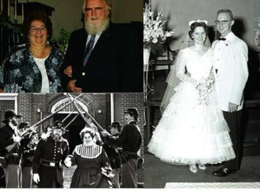 Anniversaries: Leslie Howey & Carol Howey