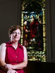 Pastor Karen Chakoian took inspiration from a novel she recently read for her Christmas Eve sermon.