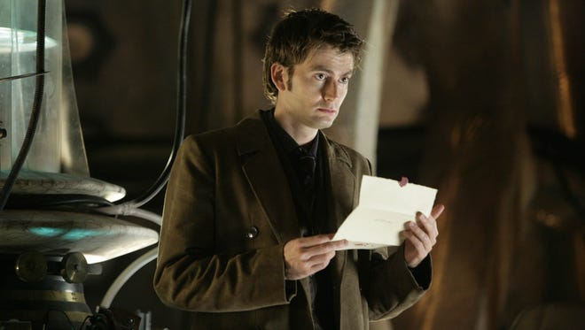 """David Tennant played The Tenth Doctor on """"Doctor Who"""" over the resurrected show's second through fourth series."""