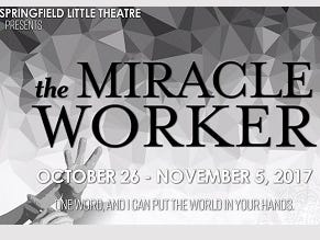 Win tickets to The Miracle Worker.   Enter 10/9 – 10/18.