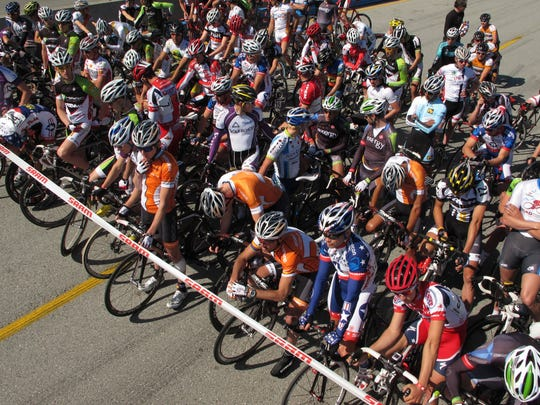 The Sea Otter Classic, originally scheduled for April, was the first Laguna Seca event to be postponed due to coronavirus concerns and will be held in October instead.