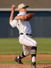 Cathedral's Nick Eaton pitched his way onto Indy's 2016 Super Team.