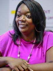 Councilwoman Janeé Ayers