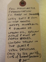 Peter Rizzo has taken the time to create handwritten