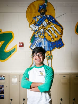 McKay High School senior Raul Marquez is asking Oregon lawmakers to help pay for a youth homeless shelter in Salem.