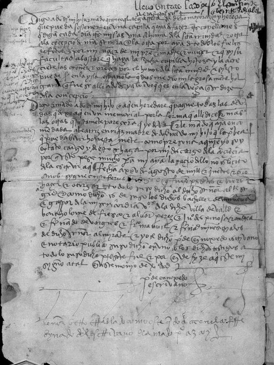 codicil_of_Christopher_Columbus_1506