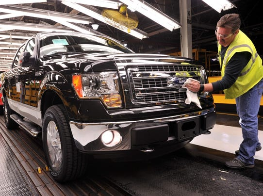 Ford F 150 Pickup Tops List For 39 American Made 39