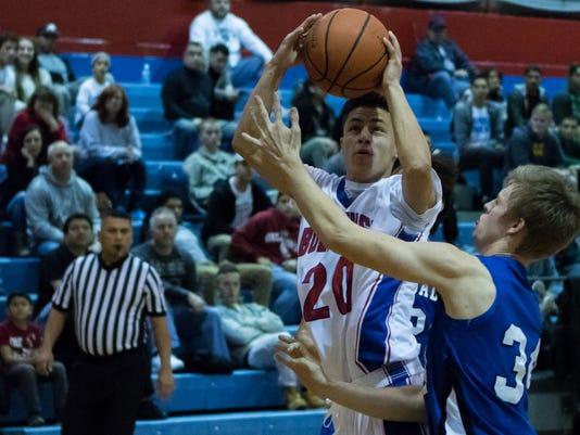 LCHS basketball
