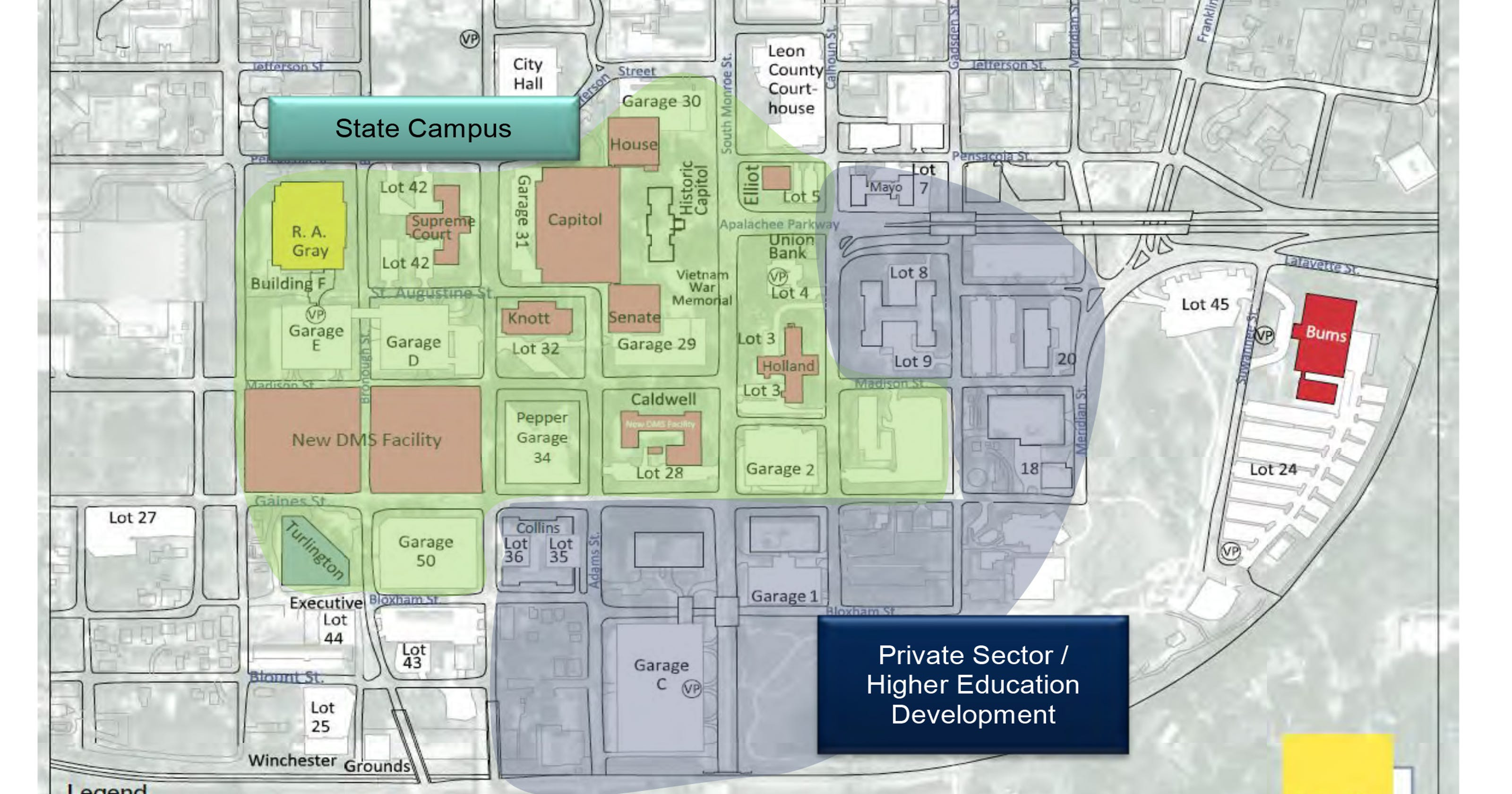 State study proposes huge reduction of downtown office space on