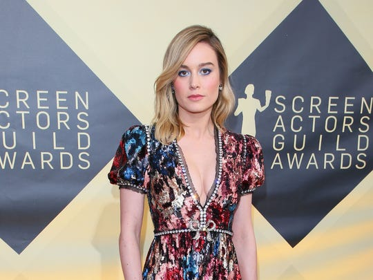 "Brie Larson will take on her biggest role yet as the star of ""Captain Marvel,"" out May 6, 2019."