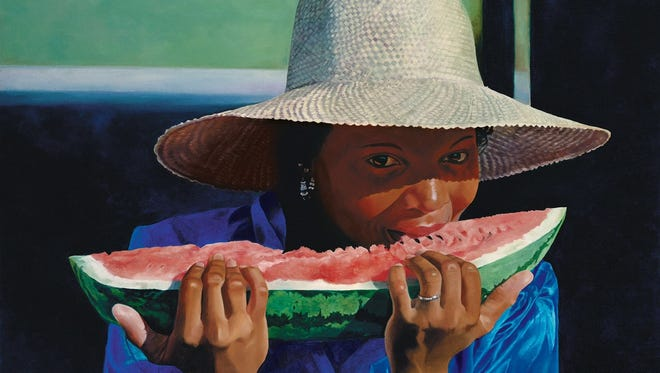 See 'Sharon,' by Diane Richard Hall, at the Court House Cultural Center in Stuart.