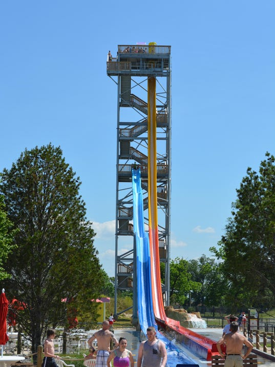 Kentucky Kingdom On Travel Channel S Xtreme Waterparks