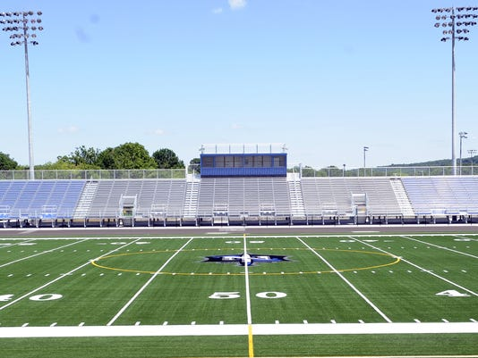 Nolensville High football stadium 2