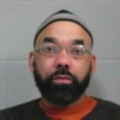 Najmuddeen Salaam was arraigned in Delaware County